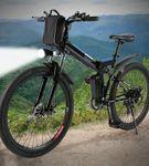 Ancheer 26 inch Wheel Folding Electric Mountain Bike - Alternate Image