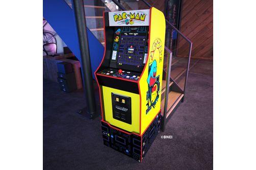 Arcade1Up Bandai Pac-Man Legacy Edition Arcade Game with Riser - Alternate View