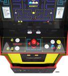 Arcade1Up Bandai Pac-Man Legacy Edition Arcade Game - Controls