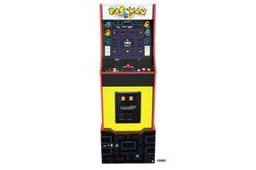 Arcade1Up Bandai Pac-Man Legacy Edition Arcade Game - Front View