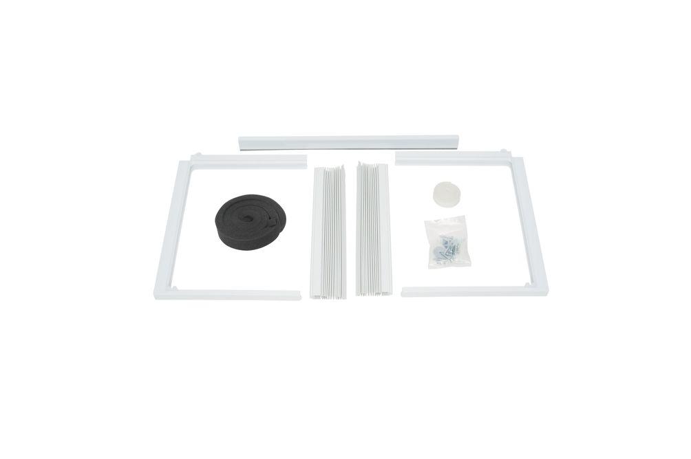 GE 12,000 BTU Window Unit Air Conditioner - Accessories for Unit