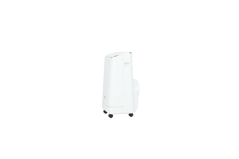 GE 12,000 BTU Portable Air Conditioner - Side View