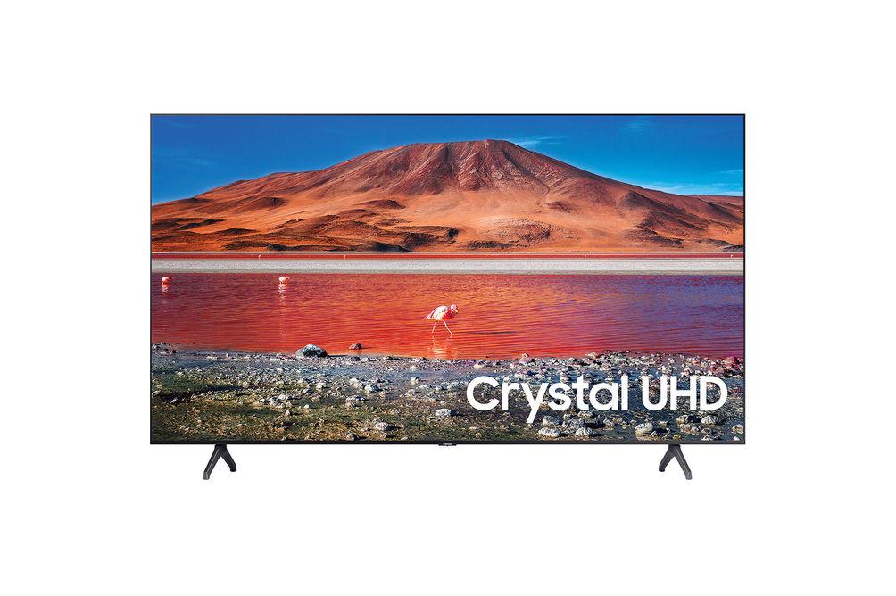 Samsung 58 inch 4K Crystal UHD LED Smart TV UN58TU7000FXZA