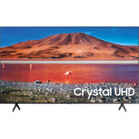 Samsung 58 inch 4K Crystal UHD LED Smart TV UN58TU7000FXZA