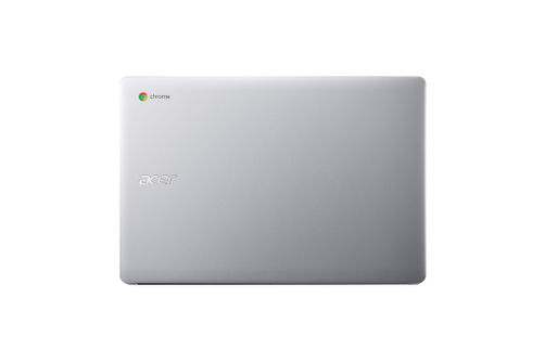 Acer 15.6 inch Intel Celeron N4000 Touchscreen Chromebook - Cover View