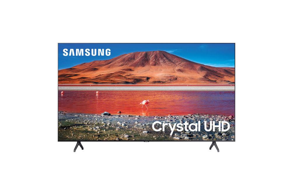 Samsung 82 Inch 4K UHD LED Smart TV UN82TU7000FXZA