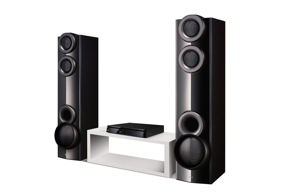 LG 1000W Home Theater System - Alternate Image