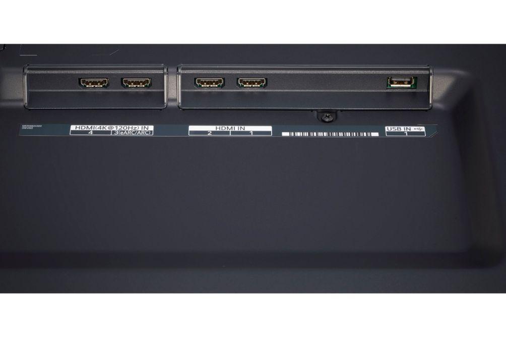 LG 82 inch 4K UHD LED Smart TV 82UP8770PUA - Ports