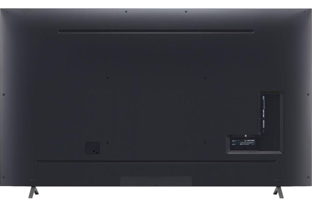 LG 82 inch 4K UHD LED Smart TV - Back View