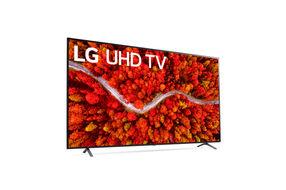 LG 86 inch 4K UHD LED Smart TV 86UP8770PUA - Angle View
