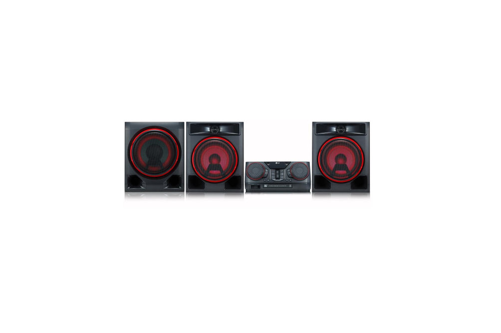 LG 1100W Hi-Fi Shelf Speaker System
