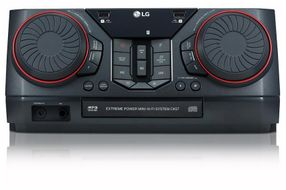 LG 1100W Hi-Fi Shelf Speaker System  - Main System