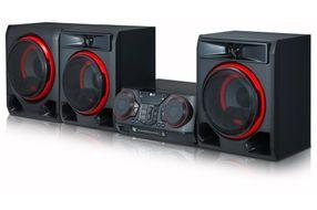 LG 1100W Hi-Fi Shelf Speaker System - Alternate Angle View