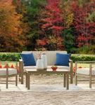 Signature Design by Ashley Fynnegan 4-Piece Outdoor Furniture Set - Alternate View