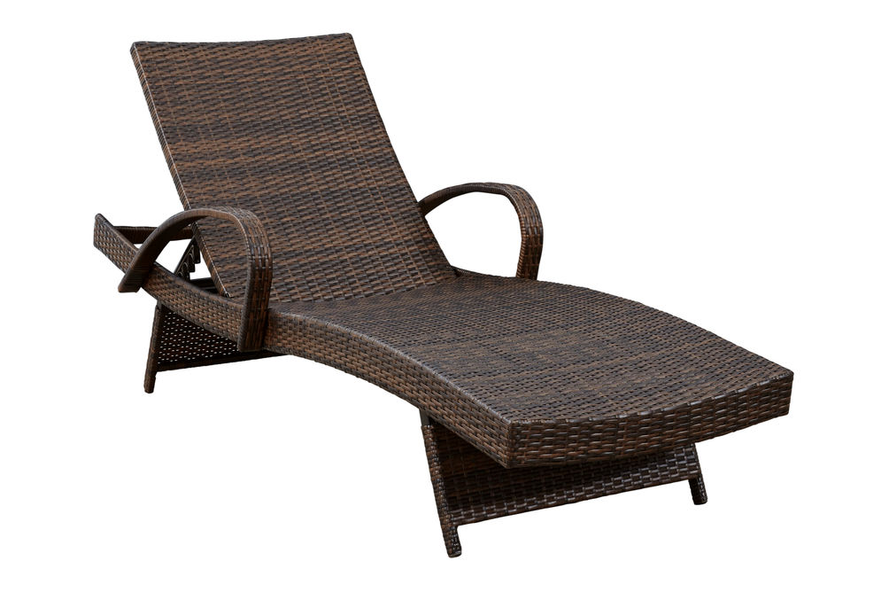 Signature Design by Ashley Kantana Outdoor Chaise Lounge Set of 2