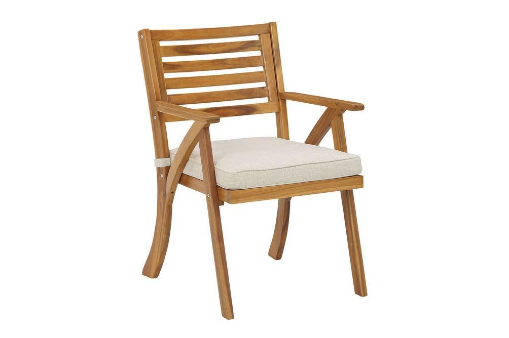 Signature Design by Ashley Vallerie 3-Piece Outdoor Bistro Set - Chair