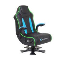 X Rocker CXR3 2.1 Audio Gaming Chair with LED Lights