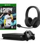 Microsoft Xbox One X 1TB Video Gaming Console Bundle