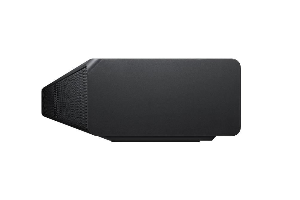 Samsung 3.1.2ch Soundbar with Dolby Atmos - Side View