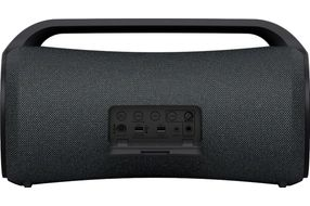 Sony X-Series MEGA BASS Portable Bluetooth Wireless Speaker - Back View for ports