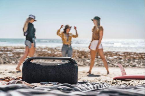 Sony X-Series MEGA BASS Portable Bluetooth Wireless Speaker - Alternate View