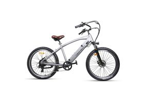 NAKTO 26 inch Santa Monica 500W Electric Bicycle