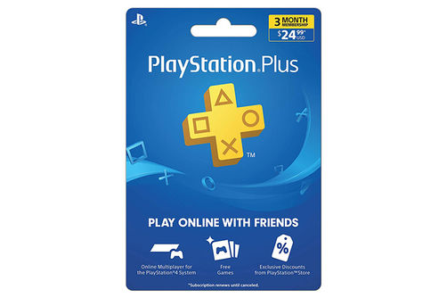 Sony PlayStation 5 Digital Edition Bundle - PlayStation Plus Card for 3 Months