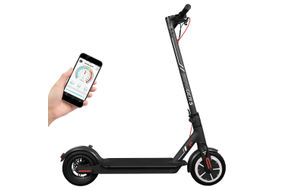 Swagtron Swagger 5 Elite Electric Smart Scooter - Download APP for Enhanced Features