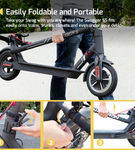 Swagtron Swagger 5 Elite Electric Smart Scooter - Portability