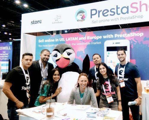 .STORE teamed up with PrestaShop to giveaway an Apple Watch