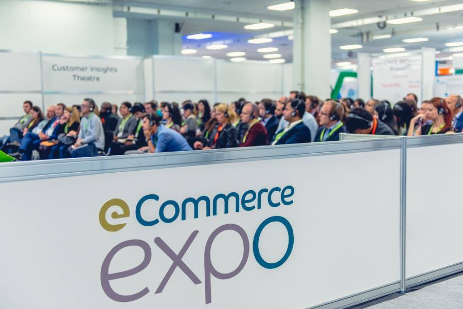 Image taken from the website of eCommerce Expo