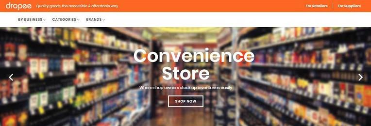 Dropee - .STORE October eCommerce News