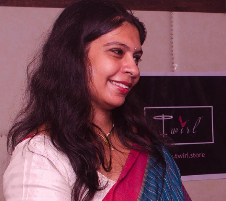 Retail - Sujata Chatterjee, the owner at Twirl Store