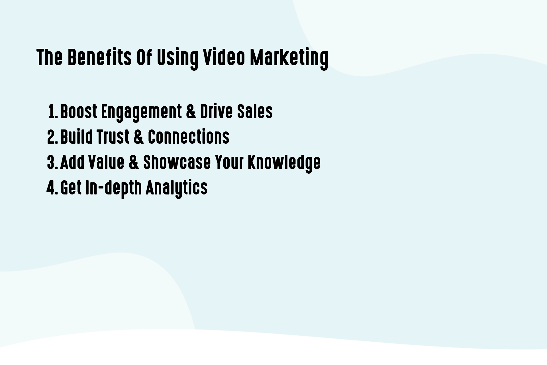 The Benefits Of Using Video Marketing
