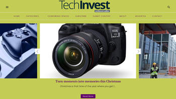 Live Site - techinvest.online