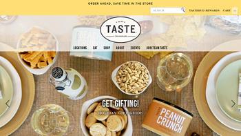 Live Site - taste.online