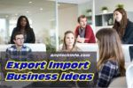 Export Import Business Indes In Hindi