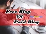 free blog vs paid blog in hindi