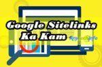 google sitelinks in hindi