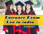 india entrence exam list