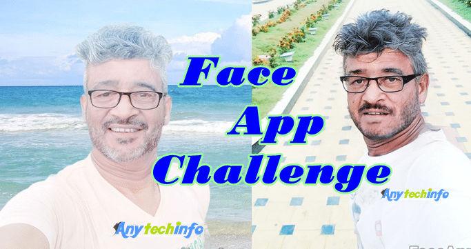 Ravi Kumar Sahu FaceApp Challenge