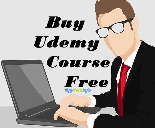Udemy Course