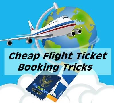 Flight Ticket Book