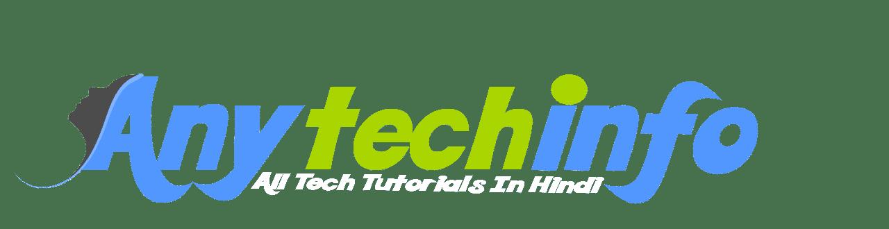 anytechinfo logo
