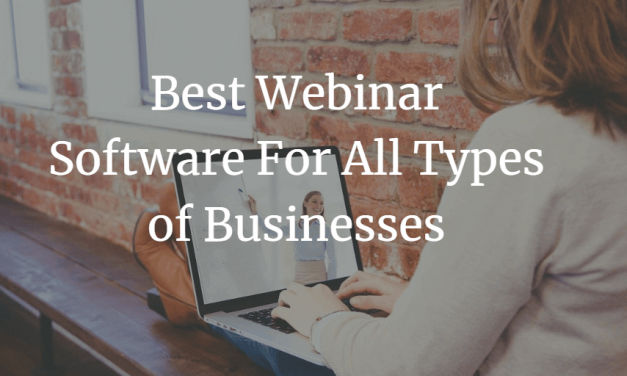10 Best Webinar Software for All Businesses (Big and Small)