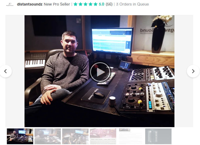 mixing and mastering service fiverr 1
