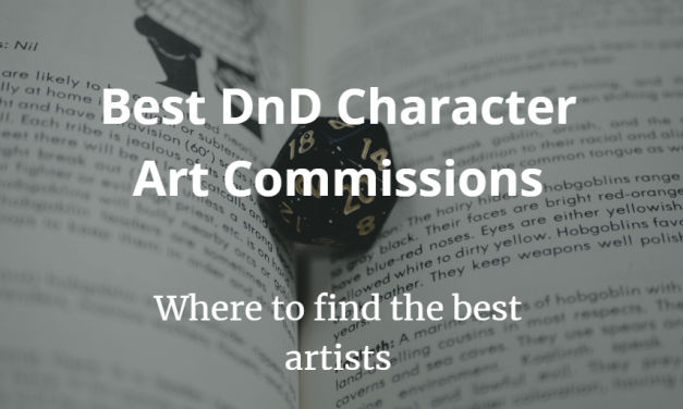 3 Best DnD Character Art Commission Services (And How To Hire Them)