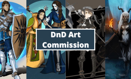 How And Where to Commission Awesome DnD Character Art (2021)