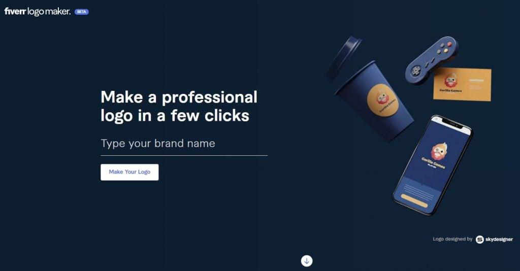 Best Logo Maker - Fiverr Logo Maker