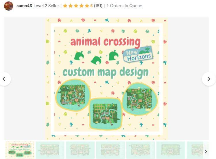 animal crossing map designer